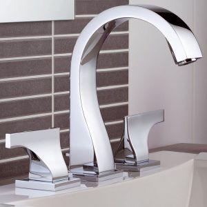 Смеситель для раковины на 3 отв THG Bathroom  Pure