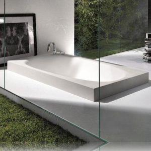 Ванна из материала Ceramilux Falper Vascamisura 200 х 100 см