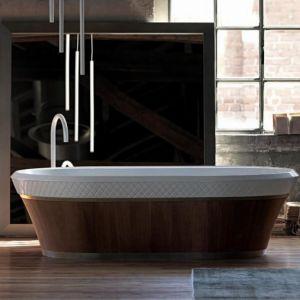 Ванна из материала Ceramilux Falper George 180 х 110 см