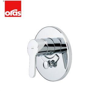 Наружная часть смесителя для ванны и душа Oras Aquita (цвет - хром) 2988