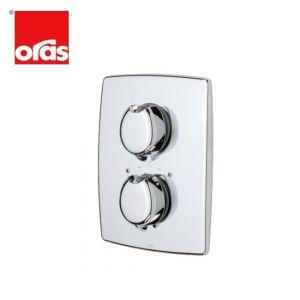 Наружная часть смесителя для ванны и душа Oras Optima (цвет - хром) 7188