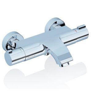 Термостатический смеситель для ванны настенный Ravak Termo