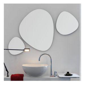 Настенное зеркало ArtCeram Blues, без подсветки