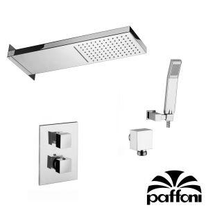 Душевая система скрытого монтажа Paffoni Collections Shower 520х160 мм