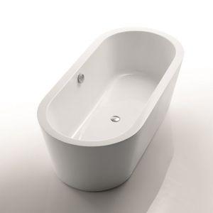 Ванна акриловая Devit Fresh 171,5 х 78,3 см + ножки и сифон
