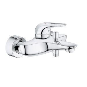 Смеситель однорычажный для ванны Grohe Eurostyle DN 15 (цвет - хром)