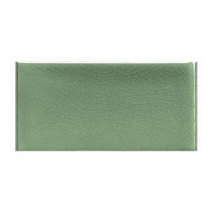 Керамическая плитка Adex MODERNISTA Liso PB C/C Verde Oscuro  7.5x15 mm ADMO1024