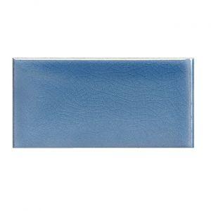 Керамическая плитка Adex MODERNISTA Liso PB C/C Azul Oscuro  7.5x15 mm ADMO1014