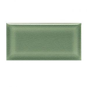 Керамическая плитка Adex MODERNISTA Biselado PB C/C Verde Oscuro  7.5x15 mm ADMO2012
