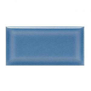 Керамическая плитка Adex MODERNISTA Biselado PB C/C Azul Oscuro  7.5x15 mm ADMO2007