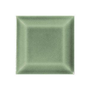 Керамическая плитка Adex MODERNISTA Biselado PB C/C Verde Oscuro  7.5x7.5 mm ADMO2028