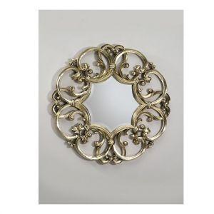 Круглое настенное зеркало для ванной Devon&Devon Amelie