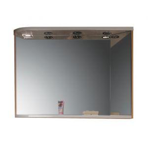 Зеркало Ravak Rosa M 780 R береза / белый