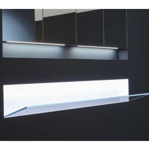 Раковина встраевымая в стену Antonio Lupi Battigia без подсветки L=90