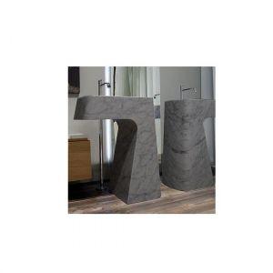 Раковина напольная Antonio Lupi PIPA Stone Grey