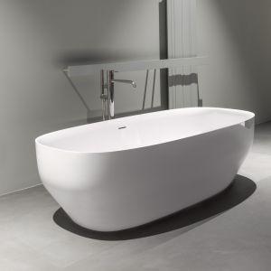 Ванна из материала Сeramixlux Antonio Lupi AGO Matt 175 х 80 см + сифон