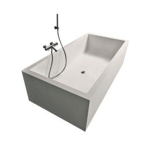 Ванна из материала Corian 170х70 см Antonio Lupi Biblio 4 Lati