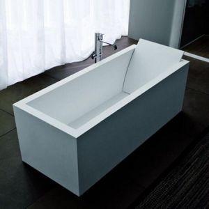 Ванна из материала Corian 180х80 см Antonio Lupi Biblio 3 Lati