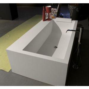Ванна из материала Corian 170х80 см Antonio Lupi Biblio 3Lati
