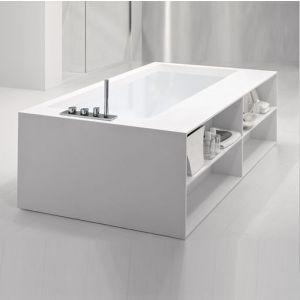Ванна из материала Corian 180х90 см Antonio Lupi 4Lati
