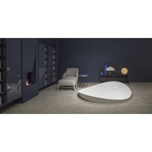 Ванна из материала Cristalplant®  172х168 см Antonio Lupi DUNE