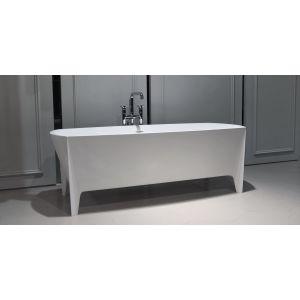 Ванна из материала Cristalplant®  172х76 см Antonio Lupi Edonia