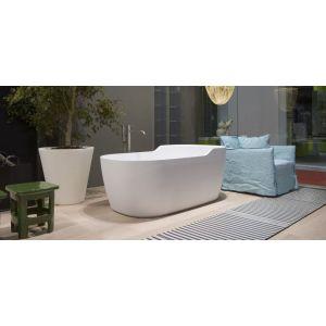Ванна из материала Cristalplant® 151х80 см Antonio Lupi Funny West