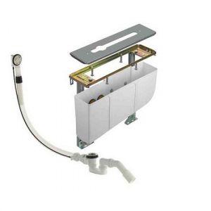 Комплект для скрытого монтажа Kludi для смесителя на бортик ванны на 3 отверствия
