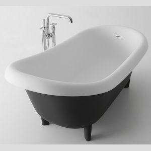 Ванна из материала Cristalplant® 192х90 см Antonio Lupi Suite (colore)