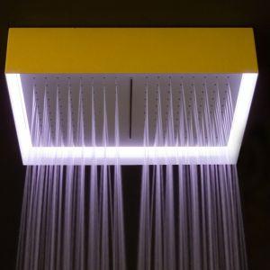 Тропический душ Antonio Lupi FUORIMETEO с подсветкой