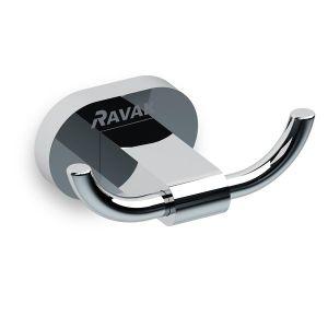 Двойной крючок Ravak Chrome