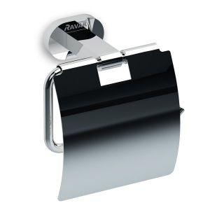 Бумагодержатель с крышкой Ravak Chrome