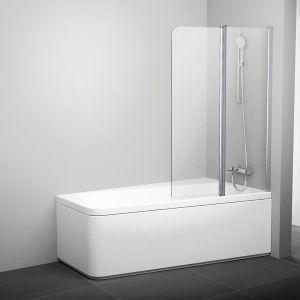Шторка для ванны Ravak 10CVS2-100 L левая
