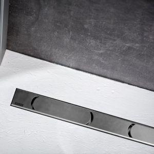 Трап для душа RAVAK  Chrome 300 + решетка для трапа (нержавеющая сталь)