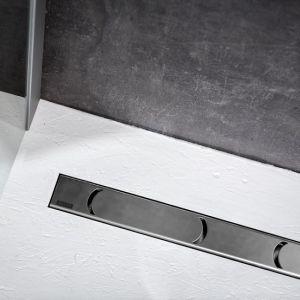 Трап для душа RAVAK  Chrome 850 + решетка для трапа (нержавеющая сталь)
