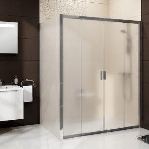 Душевая дверь Ravak Blix BLDP4-120 (профиль - полированный алюминий; стекло - Transparent (прозрачный))