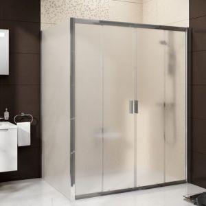 Душевая дверь Ravak Blix BLDP4-180 (профиль - сатин; стекло - Transparent (прозрачный))