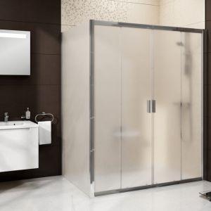 Душевая дверь Ravak Blix BLDP4-200 (профиль - белый; стекло - Transparent (прозрачный))