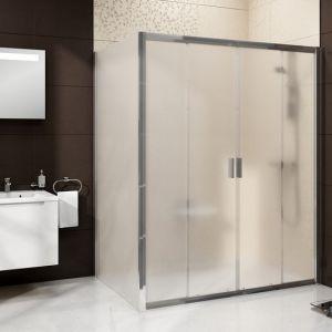 Душевая дверь Ravak Blix BLDP4-200 (профиль - полированный алюминий; стекло - Transparent (прозрачный))