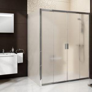 Душевая дверь Ravak Blix BLDP4-200 (профиль - сатин; стекло - Transparent (прозрачный))