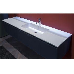 Комплект мебели для ванной комнаты Antonio Lupi Basico PantaRei 135см