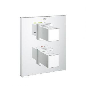 Термостат для ванны Grohtherm Cube (цвет - хром)