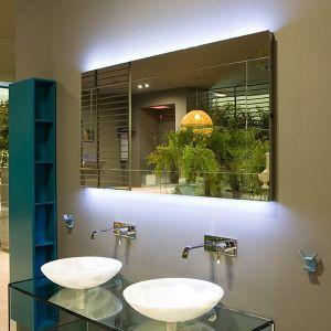 Зеркало Antonio Lupi Dama с подсветкой 108х75 см