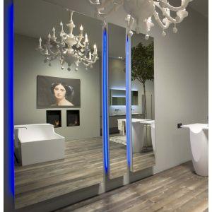 Зеркало Antonio Lupi Divo с подсветкой 220х27 см