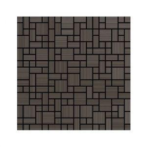 Мозаика Love Ceramic  Black Sesame Crunch 30x30