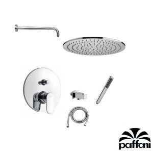 Душевая система скрытого монтажа Paffoni Shower Ø 300 мм
