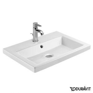 Раковина для мебели Duravit D-Code 650 х 485 мм