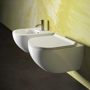 Унитаз подвесной Catalano Stefa + сиденье для унитаза soft-close