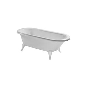 Ванна квариловая Villeroy & Boch Hommage 177,1 х 71,1 см + ножки белые