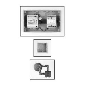 Электрооборудование для душевой системы Gessi Colour Quadro